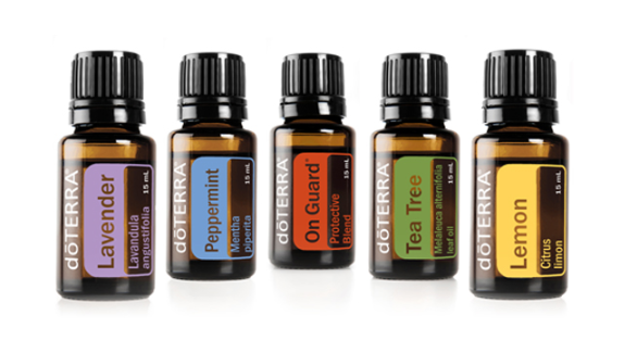 dōTERRA Five Faves Pack