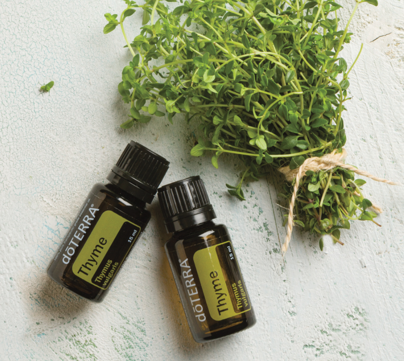 dōTERRA Thyme Essential Oil - 15ml (NFR)