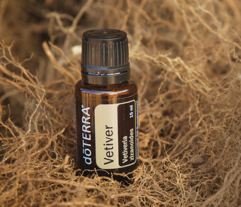 dōTERRA Vetiver Essential Oil - 15ml (NFR)
