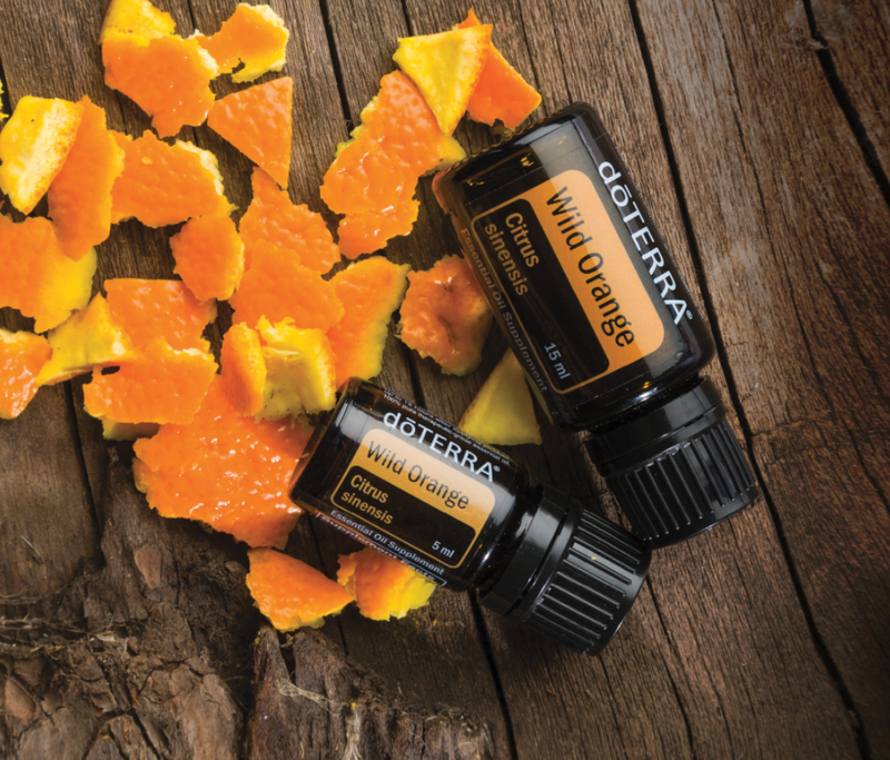 dōTERRA Wild Orange Essential Oil - 15ml (OTG)