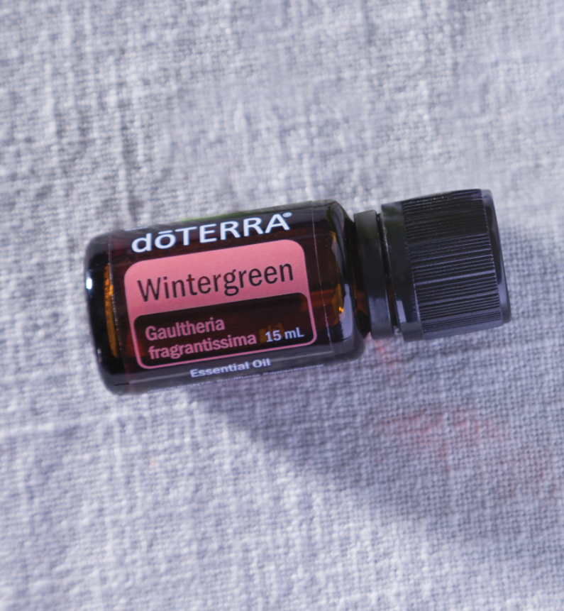dōTERRA Wintergreen Essential Oil - 15ml (NFR)