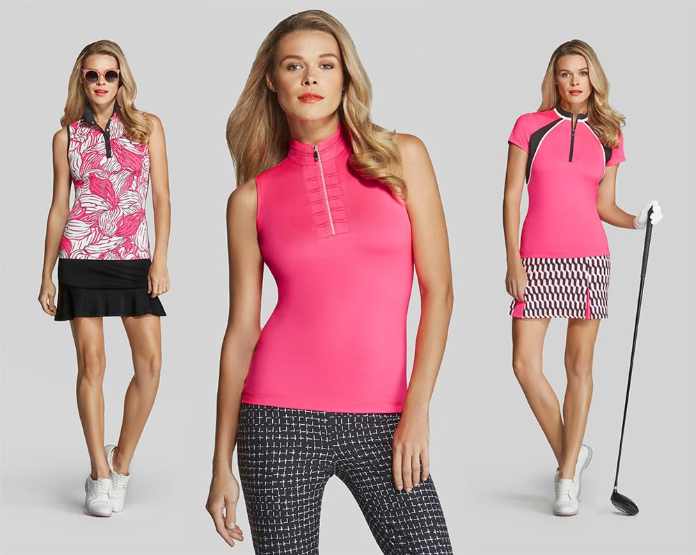 Summer Trends in Women's Golf Apparel - TAIL Activewear