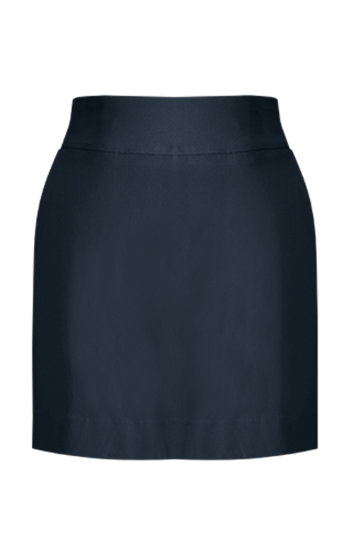 "Mulligan Midnight Navy Skort - 18"" Outseam"