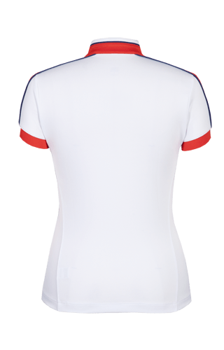 Meredith Short Sleeve Top - White