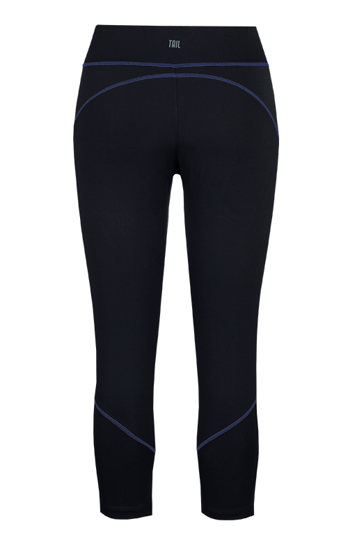 Joy Black/Royal Capri