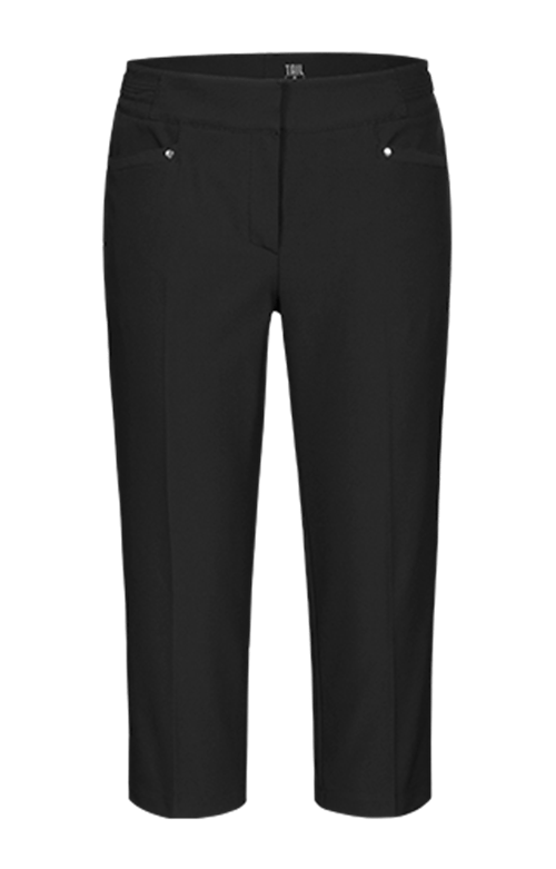 Ultima Black Capri