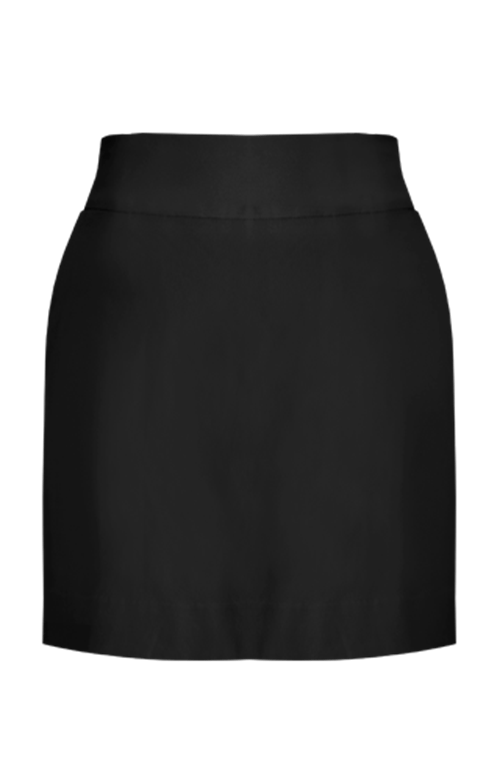 Mulligan Black Skort - Extended Sizes