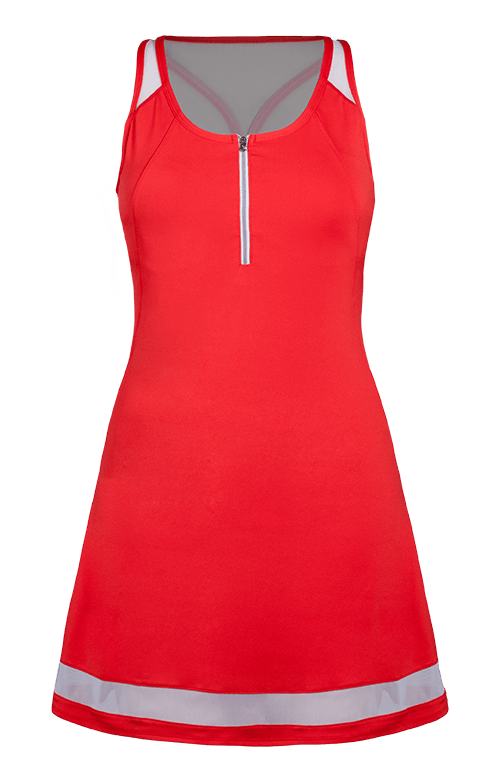 Lupita Racerback Dress - Alegria