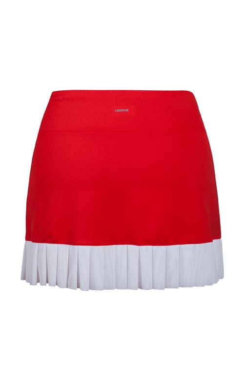 Zaira Pleated Skort - Alegria
