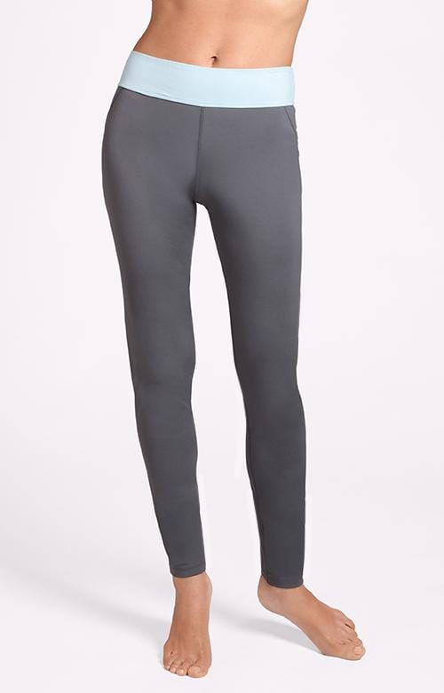 Nessa Dusty Grey Tights/Leggings