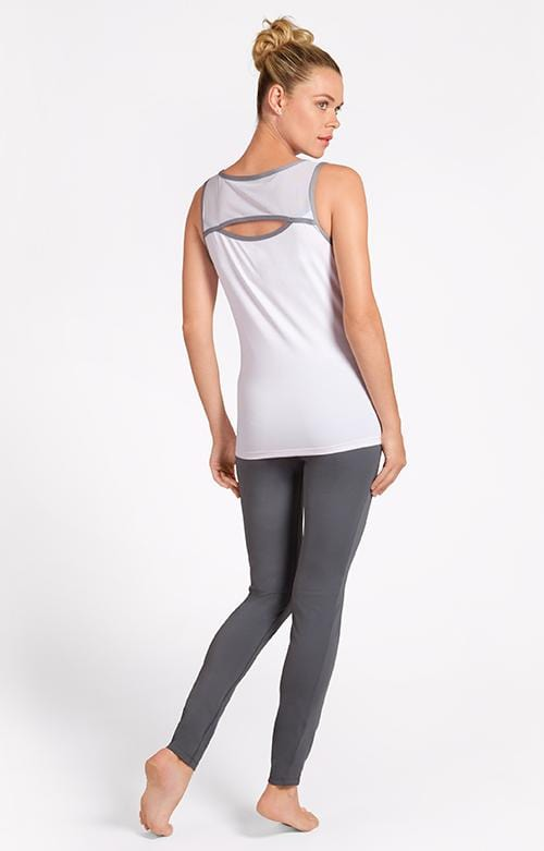 Rayna V-Neck Garden Rose Tank - FINAL SALE