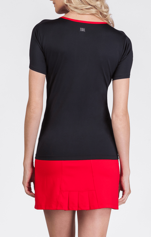 Selma Short Sleeve Top