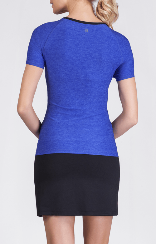 Deb Short Sleeve Top - FINAL SALE