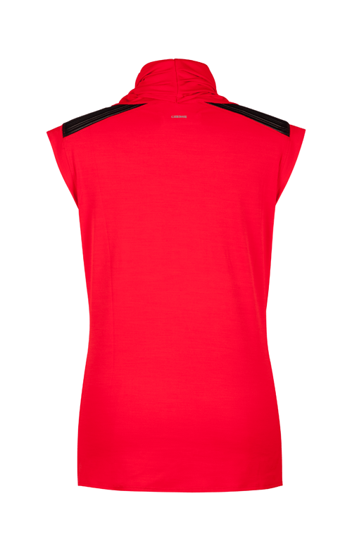 Jaya Top - Allure Red