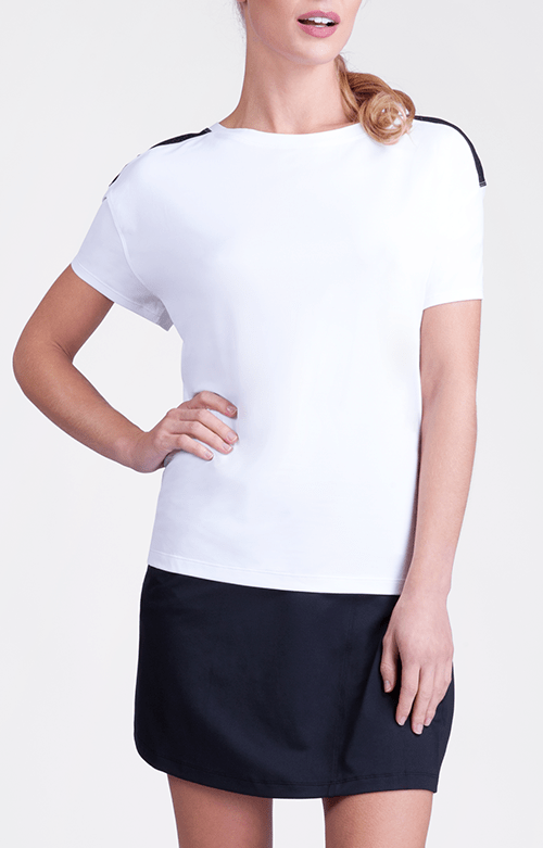 cc2f08e31be Magdalena Short Sleeve Top - TAIL Activewear
