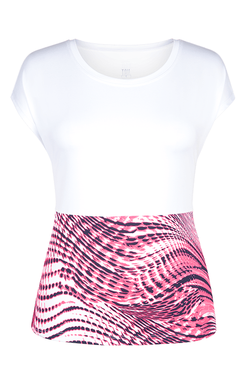 Emima Cap Sleeve Top