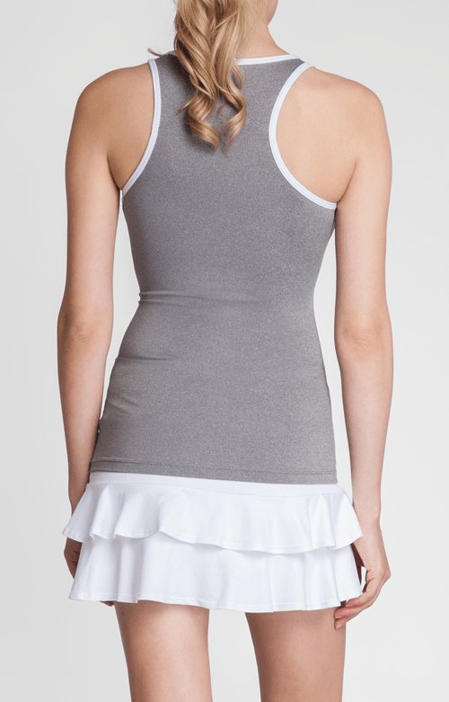Julene Frosted Heather Tank