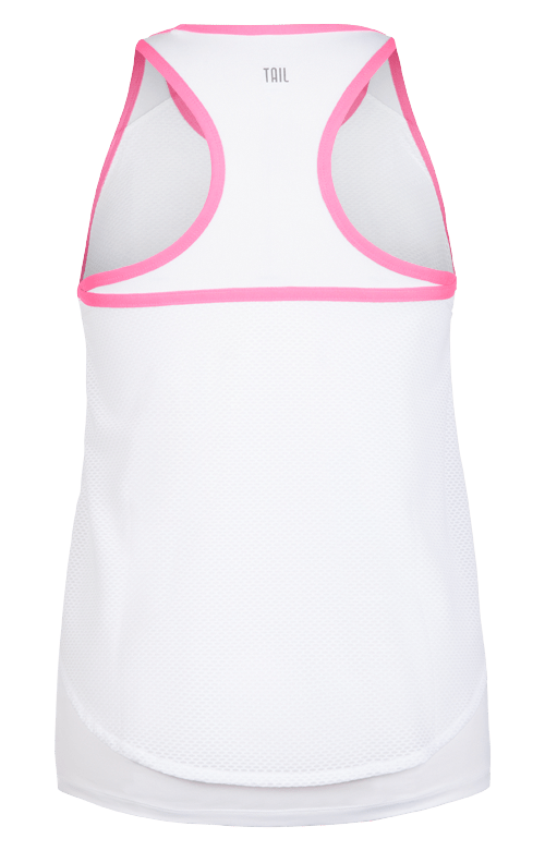 Zelda Tank - White - FINAL SALE