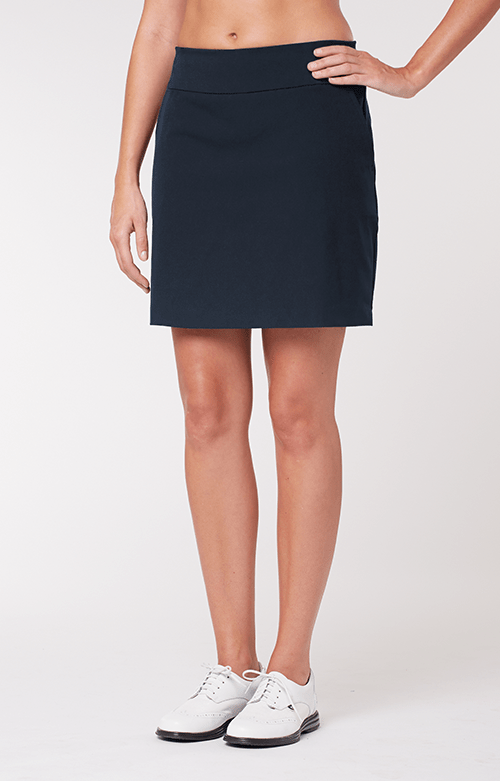 Mulligan Midnight Navy Skort - 18