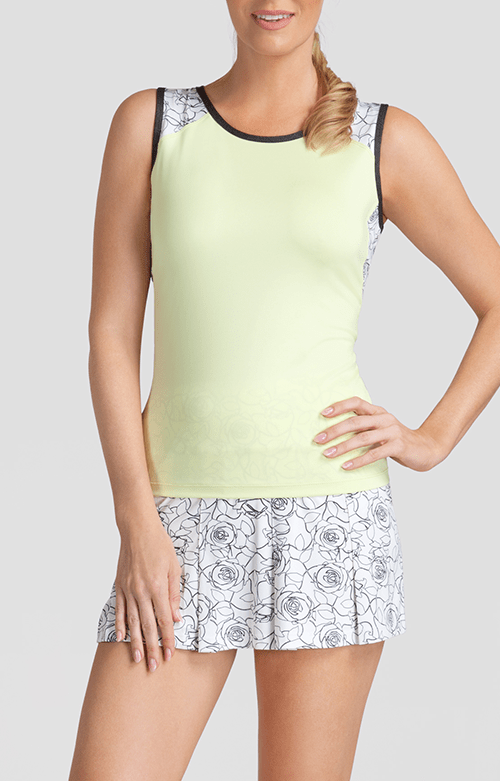 Analee Tank - Daffodil - FINAL SALE