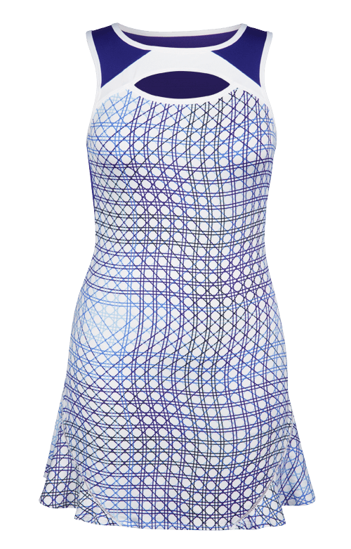 Lavette Dress - Volley Print