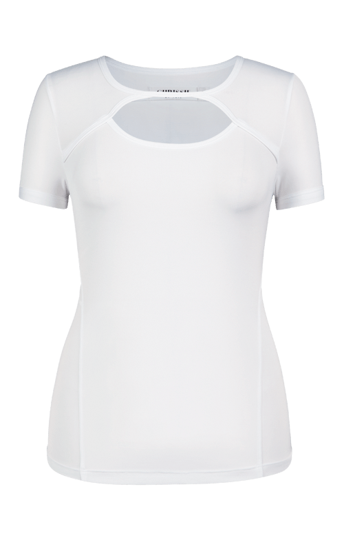 Xenia Top - White