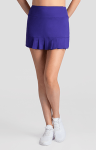 Imperial Purple Deedra Skort - 13.5in Length