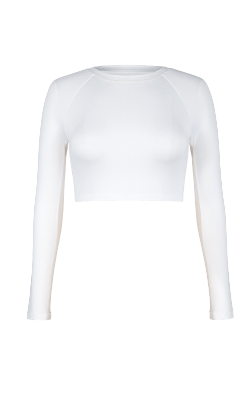 Sasha Layering Top - White