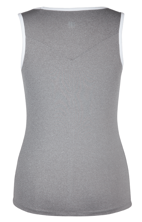 Logana Tank - Frosted Heather