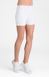 Antonia Shorts - White