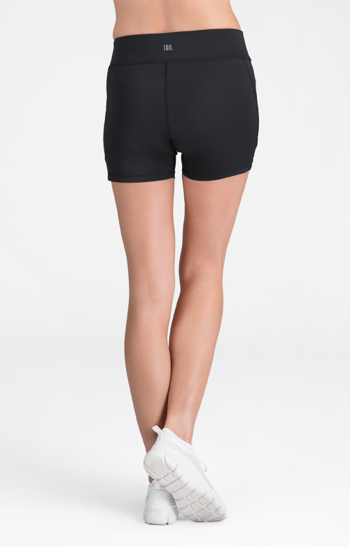 Antonia Shorts - Black