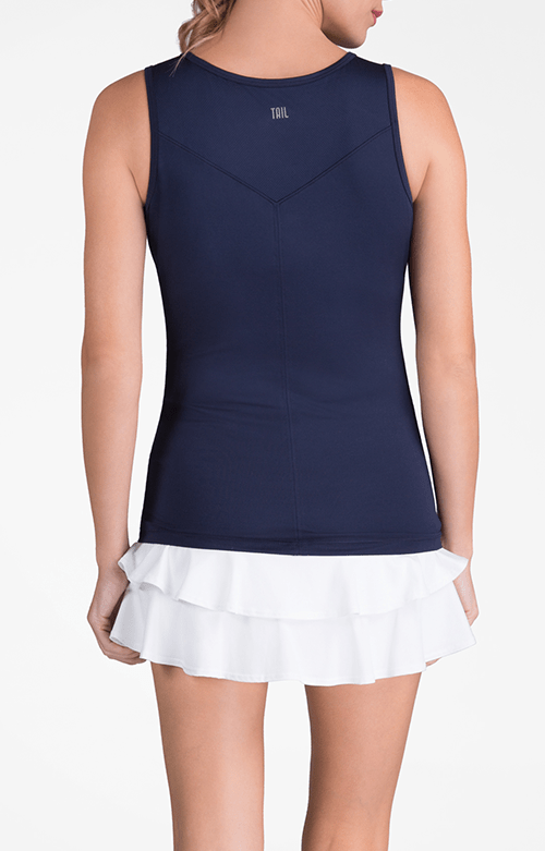 Logana Tank - Navy Blue - FINAL SALE