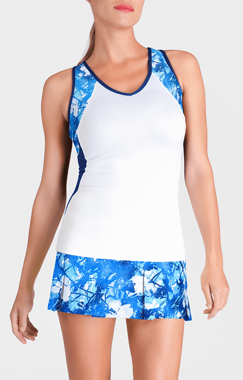 Judy Tank - Coventina Floral - FINAL SALE