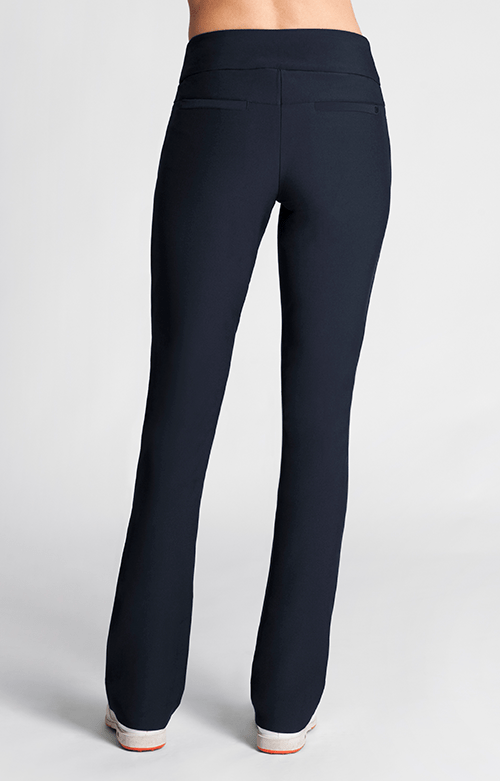 Mulligan Midnight Navy Boot Cut Pant