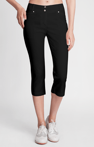 Getaway Black Capri - FINAL SALE