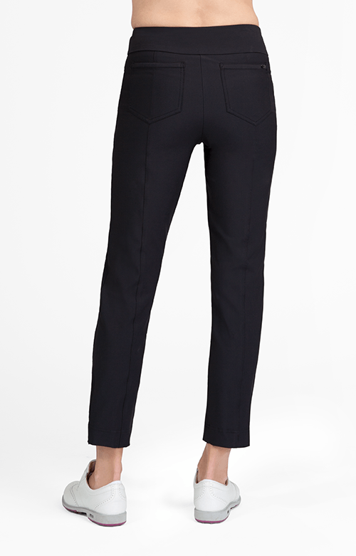 Milano Black Ankle Pant