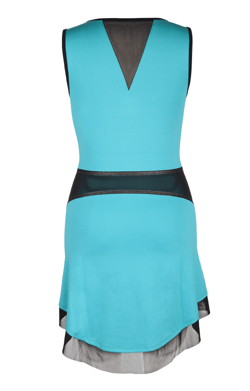 Carol Dress - Quartz Blue