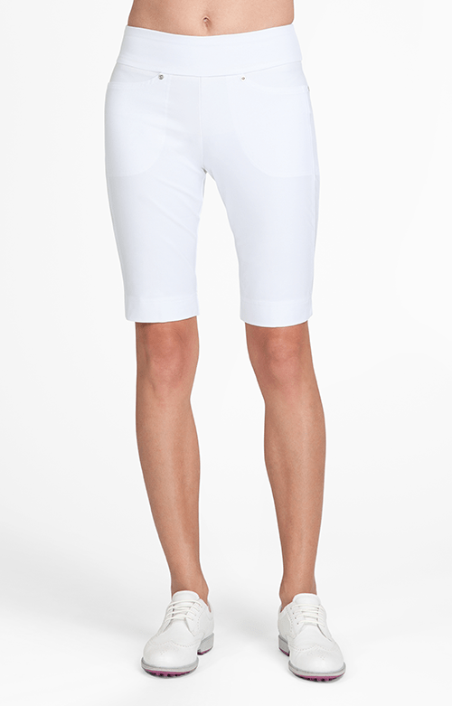 Milano Short - White