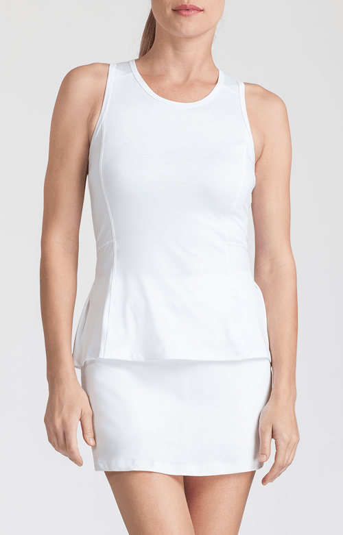 Analyn Tank - White