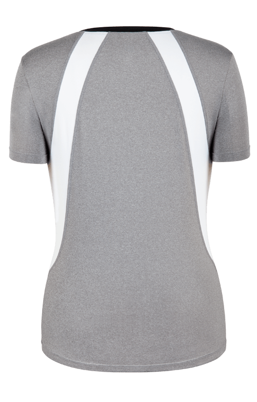 Hayden Top - Frosted Heather