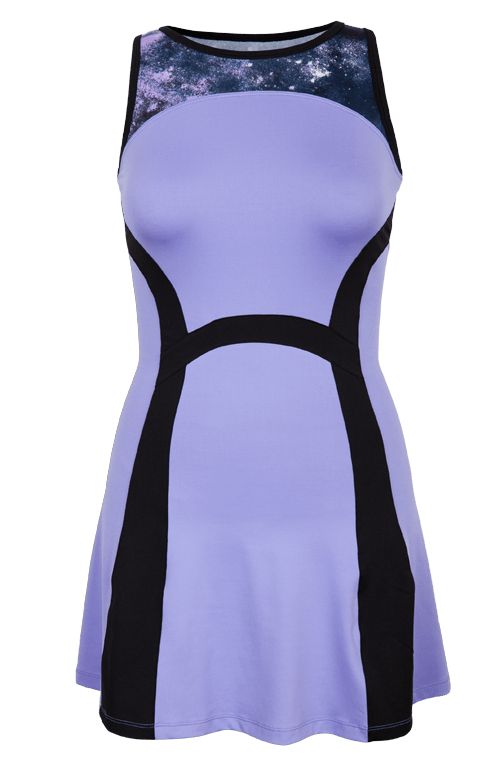 Mirabelle Dress - Lavender - FINAL SALE