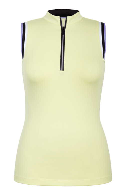 Joelle Top - Chartreuse