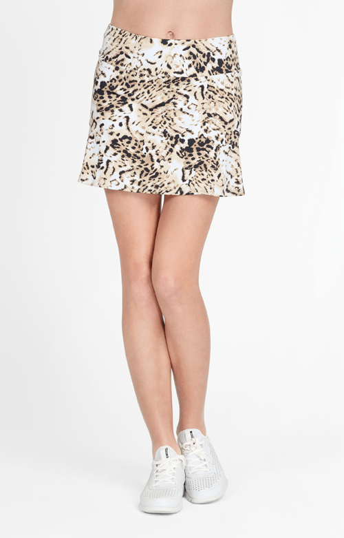 Molly Skort - Lynx - 14.5in Length
