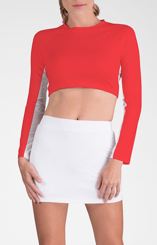 Sasha Layering Top - Paprika - FINAL SALE