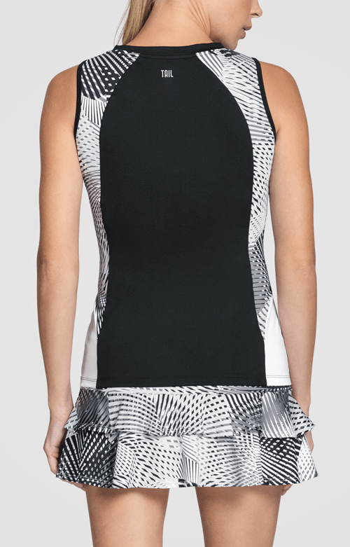 Theresa Tank - Agility Grey