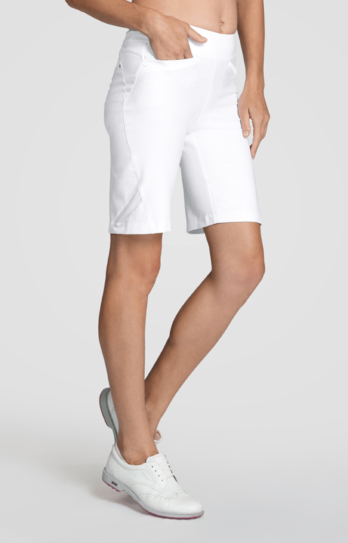 Girard Short - White