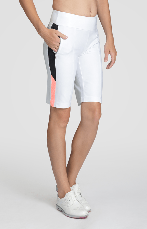 Knoxville Short - White - FINAL SALE