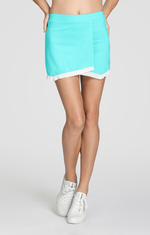 Minnie Skort - Ocean Mist - 13.5in Length