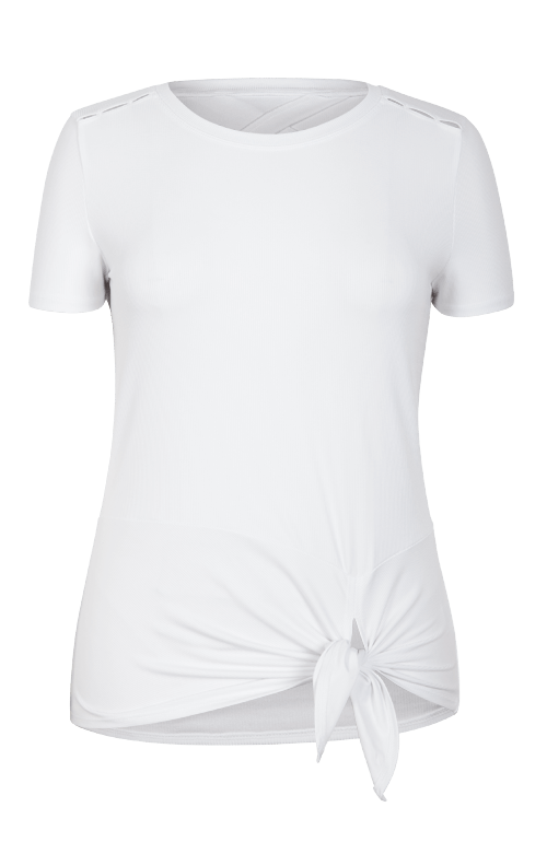 Sibley Top - White