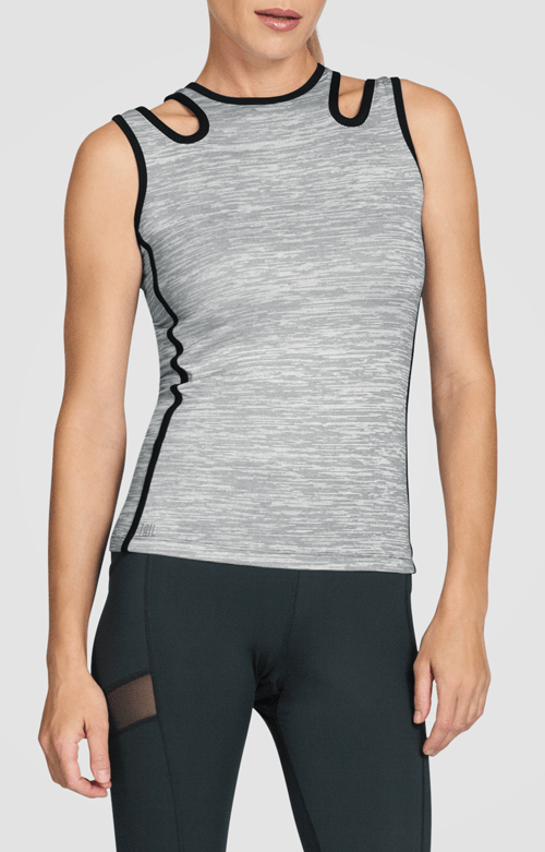 Kerry Tank - Cool Grey